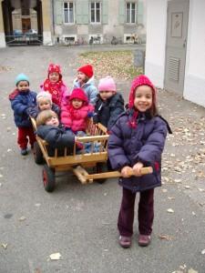 Nicolas, Zaïna, Sonia, Mona Lilas, Hanna, Matéo & Elisa