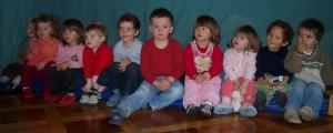 Jessica, Lorane, Hiba, Moran, Flavio, Quentin, Anna-Louise, Giulia, Guillaume & Julian