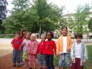 Cyril, Semira, Zaïna, Lilas, Flavio, Hamdi, Elisa, Sonia